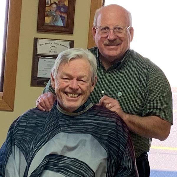 Gentlemen's Quarters Barbershop - John Parry