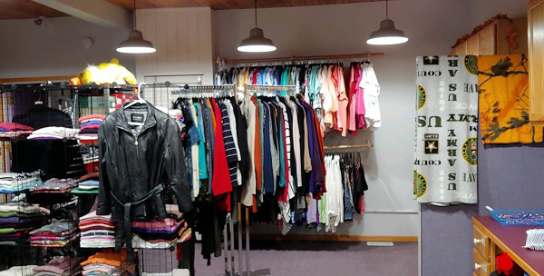 St. Cloud Stand Down Lady Veterans Boutique Clothing