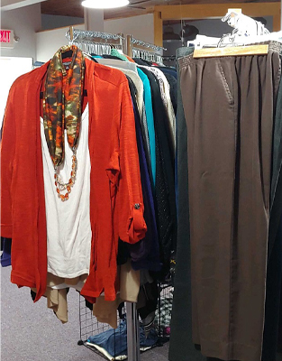 Lady Veterans Boutique Clothing