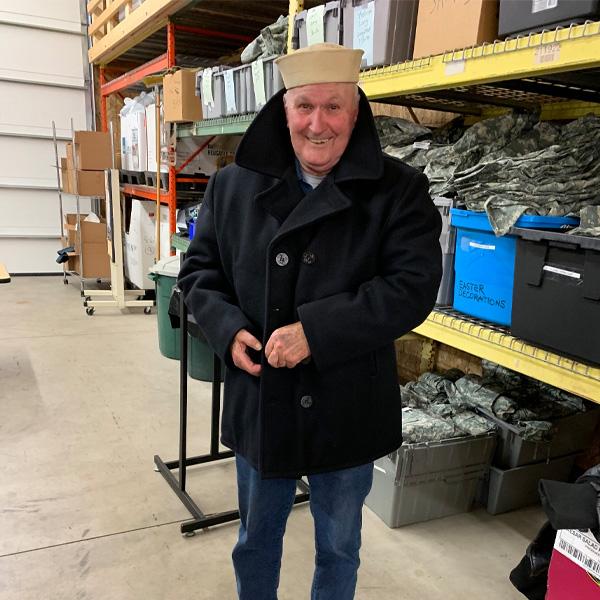 Volunteer Lester | New Sailor in Town