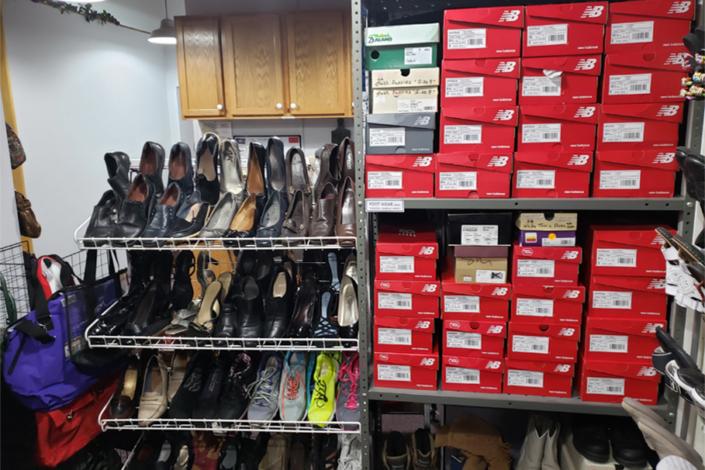 St. Cloud StandDown Lady Veterans Boutique Shoes